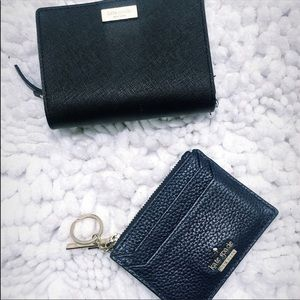 2 Kate Spade Wallets Used
